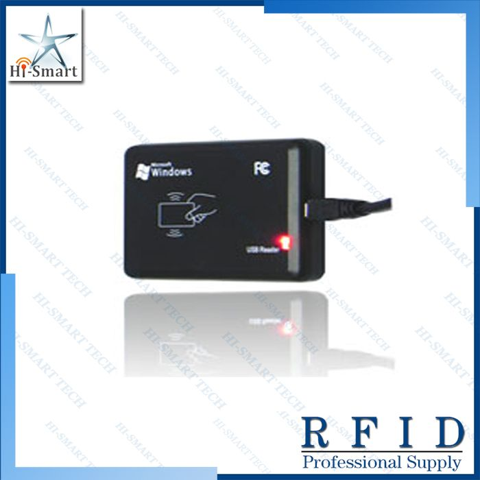 125Khz USB RFID Contactless Proximity Sensor Smart ID Card Reader EM4100 Useful