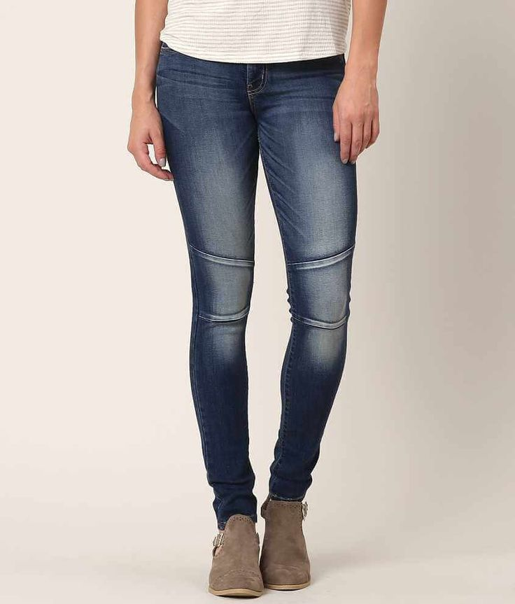 Flying Monkey Mid-Rise Skinny Stretch Jean - Women's Jeans in Windy City | Buckle