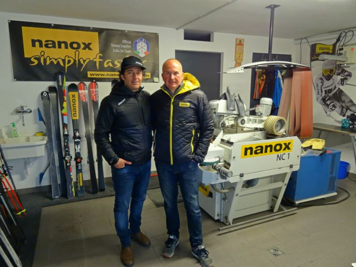 Together with our distributor for Canada and USA. This guy is amazing! He was with us from the very beginning. #NanoxSkiWax #SidecutTuning #skiwax #nanoxsimplyfaster #fastskis #nanoxski #weareskiingsimplyfaster #skiracing #gofast #skiing #ski #needforspeed #biathlon #alpineskiing #xcskiing #crosscountryskiing #sciolina #sciolinananox #sciolinare #skiman #skitech #alpineskiworldcup #waxtech #nanoxwax #wintersports #alpineskiracing