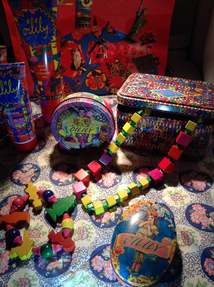 Vintage Oilily, oh how we loved it!