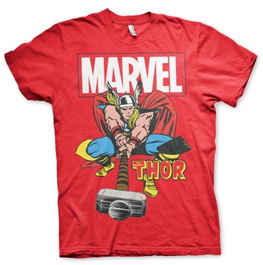 Marvel The Mighty Thor Koszulka Męska