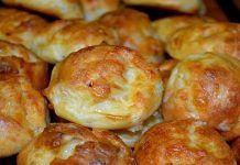Сырные шарики в духовке — очень просто и оригинально ! французы называют гужерами, готовят их из заварного теста с добавлением сыра
