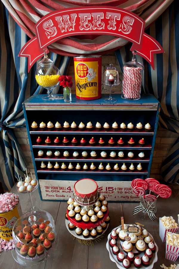 seven springtime dessert tables ambiance deco cirque et idee deco. Black Bedroom Furniture Sets. Home Design Ideas