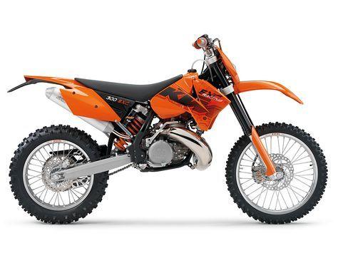 KTM 300 EXC (2006)