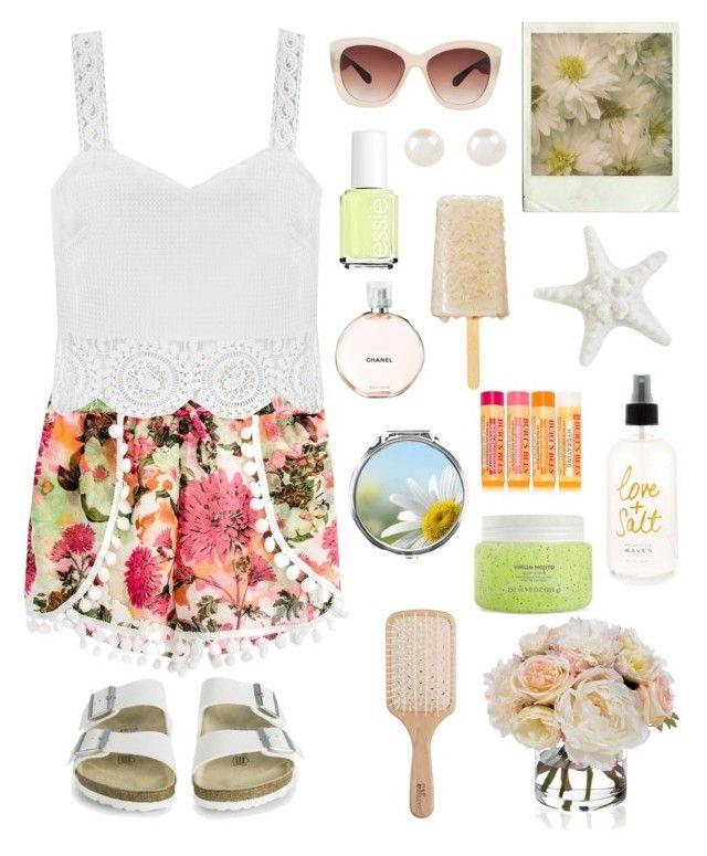 """Summer outfit!"" by anadoribeljimenez ❤ liked on Polyvore"