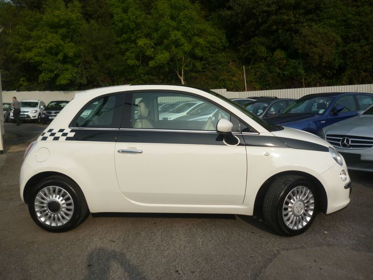 Fiat 500 1.2 Lounge 3dr [Start Stop] [65.7 MPG] [30 TAX] £6,995