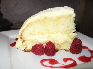 Using this recipe to attempt a clone of Cheesecake Factory's Lemoncello Cream Cake
