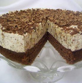.. chute a vône mojej kuchyne...: Cokoladovo - marcipanova torta