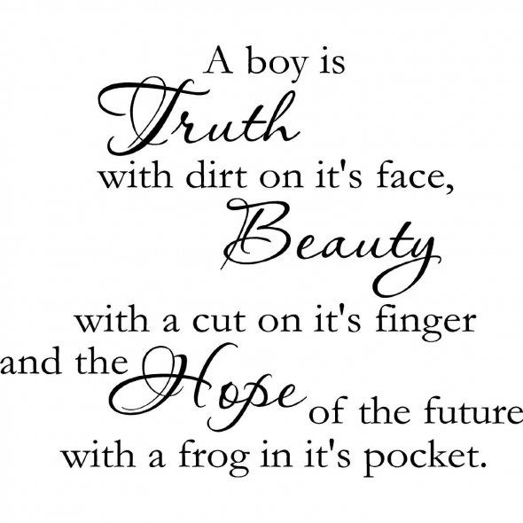 quotes about baby boys - photo #43