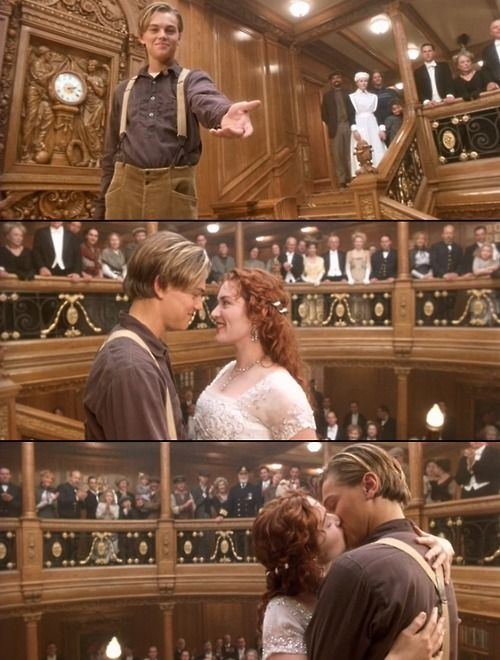 """""""A woman's heart is a deep ocean of secrets. But now you know that there was a man named Jack Dawson and that he saved me, in every way that a person can be saved."""""""