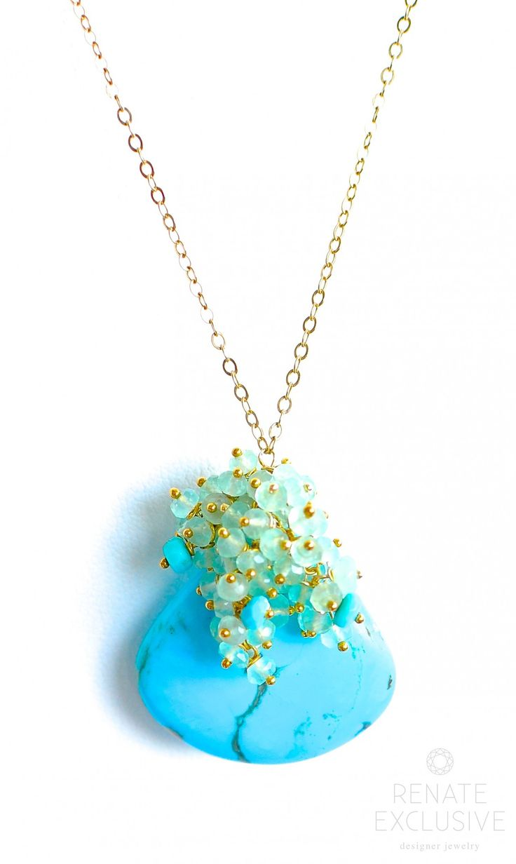 17 Best ideas about Turquoise Necklace on Pinterest ...