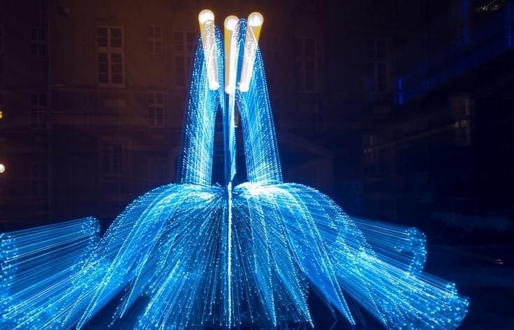 Szczecin pięknie się świeci