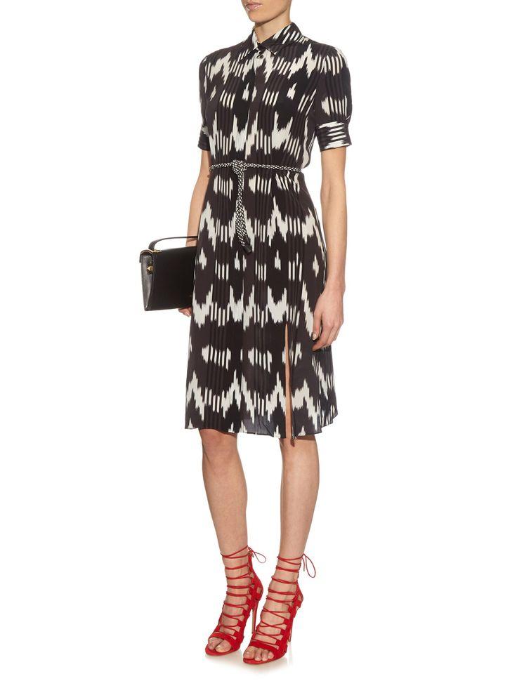 Kieran ikat-print silk dress | Altuzarra | MATCHESFASHION.COM UK