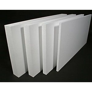 Kay Metzeler EPS70 Expanded Polystyrene Insulation Board 2400mm x 1200mm x 50mm | Insulation Giant