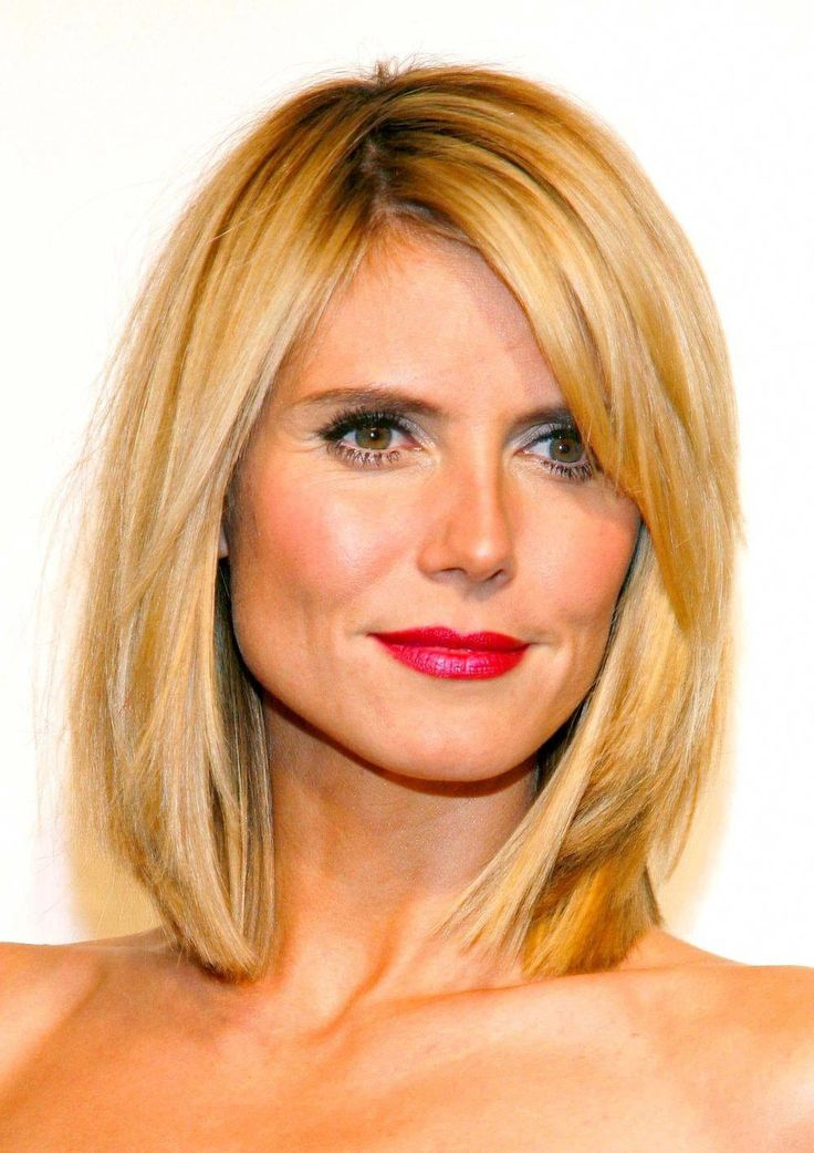 16 Greatest Hairstyles for Sq. Faces #bobhairstylesforfinehair