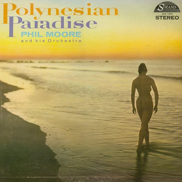 Phil Moore And His Orchestra - Polynesian Paradise (Vinyl, LP) at Discogs
