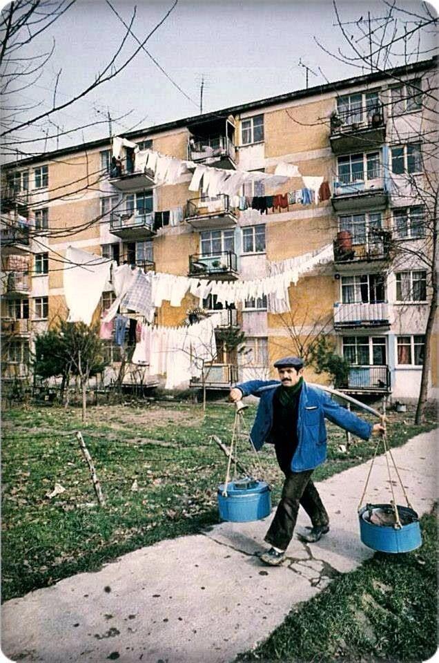 Bakırköy, İstanbul 1970s, Photo by Ara Güler