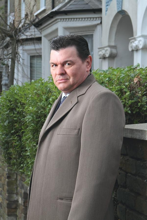 Derek Branning played by Jamie Foreman