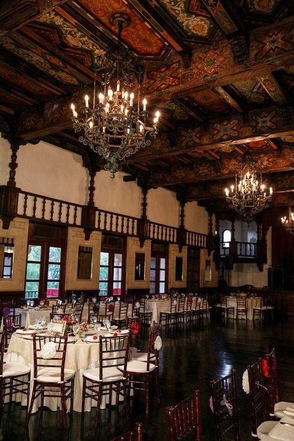 Reception In Casa De España Old San Juan Puerto Rico Wedding Venuesbrunch