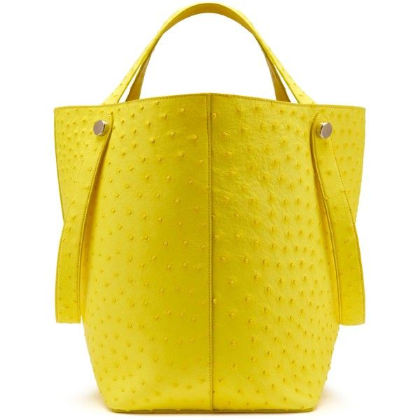 Mulberry Kite Tote ($10,685) ❤ liked on Polyvore featuring bags, handbags, tote bags, neon yellow, handbags totes, neon yellow tote, yellow purse, neon yellow handbag and tote purse