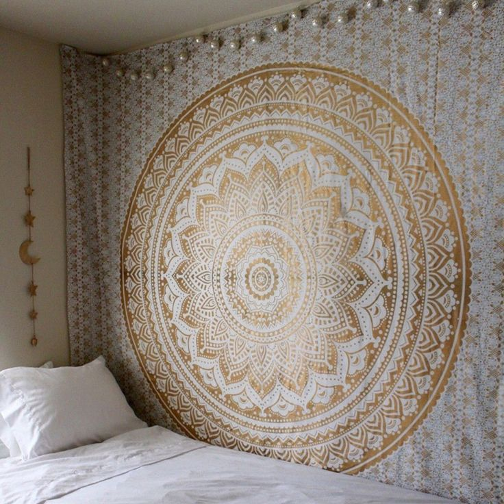 ➵ The perfect addition for your college dorm room or apartment.➵ Use it as a bedspread, curtain, tablecloth, wall hanging. ➵ 210 x 150 cm in size.➵ Handmade by professionals.
