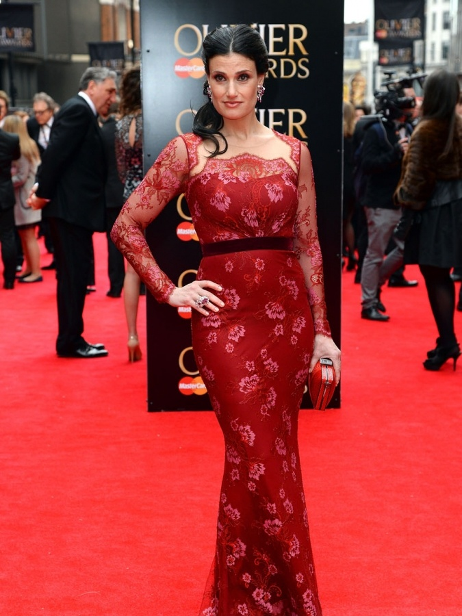 Idena Menzel, favorite actress/singer/ musical theatre person.