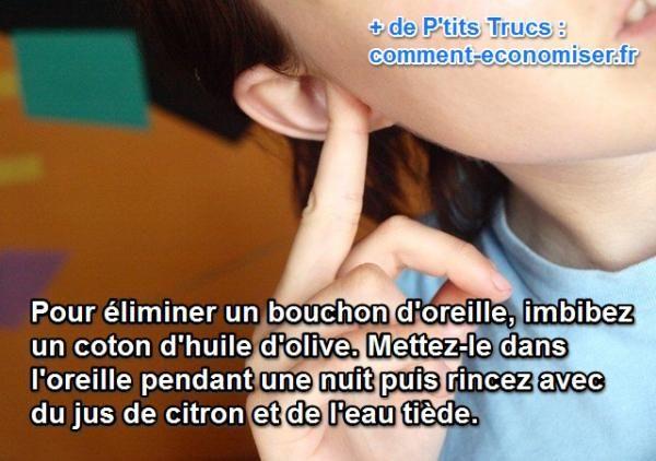 Vous entendez mal ? Et si vous étiez concerné par les bouchons d'oreilles ? Découvrez l'astuce ici : http://www.comment-economiser.fr/remede-naturel-contre-bouchons-oreilles..html?utm_content=buffer844f5&utm_medium=social&utm_source=pinterest.com&utm_campaign=buffer
