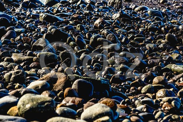 Qdiz Stock Photos | Stones on the beach coast,  #beach #black #coast #ocean #sea #shore #stone