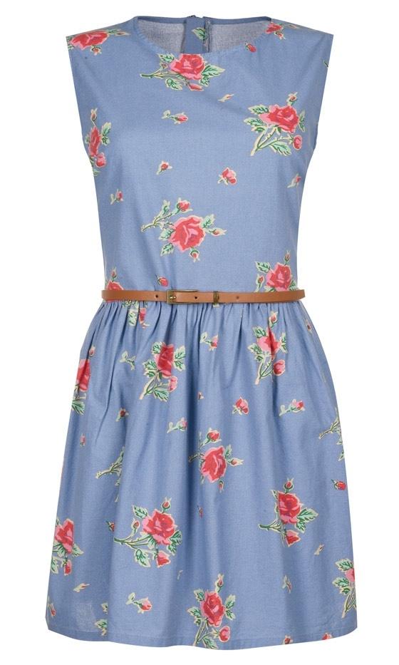 Primark Summer 2013 Floral Dress