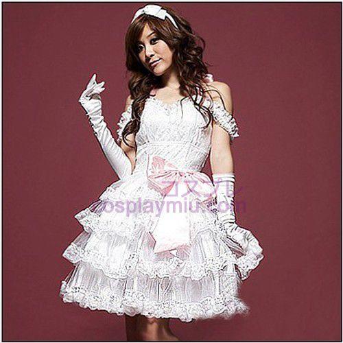 Noble Cake Typ prinsessa kjol Maid Kostymer