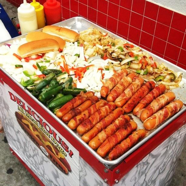 Tijuana Street Hot Dogs
