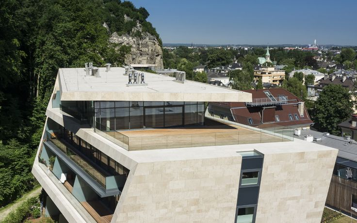 Penthouse Zauberflöte - Penthousewohnung 160 m² in Salzburg-Riedenburg zu kaufen