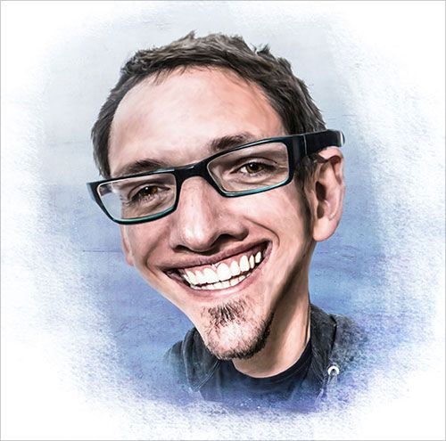 Make-Your-Own-Caricature-Photoshop-Tutorial