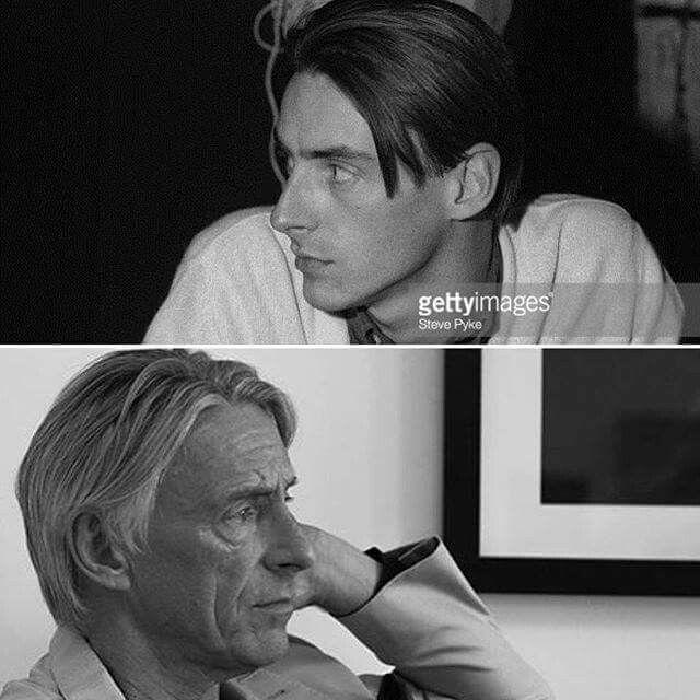 Weller Then & Now.