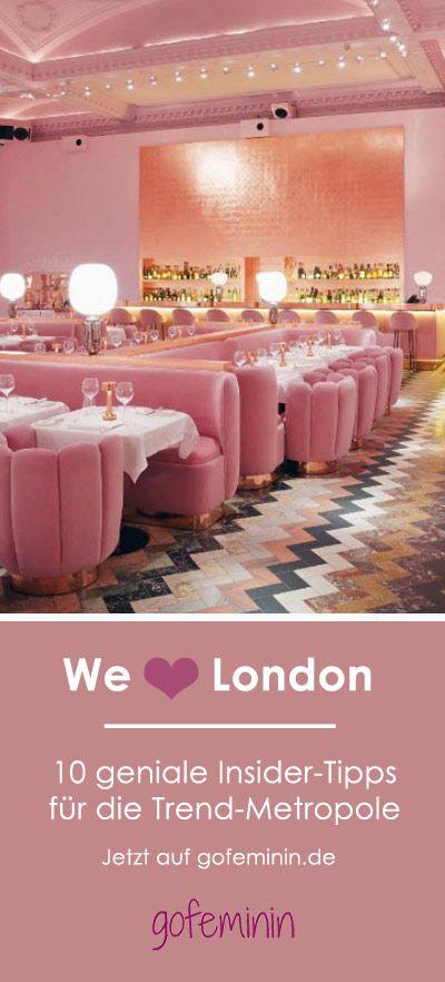 Very British: 10 geniale Insider-Tipps für ein unvergessliches Wochenende in London!