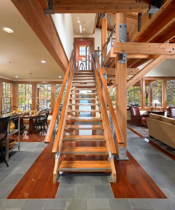 Stair Nosing Ideas Slip Resistant Stair Edges Interior Staircase Ideas