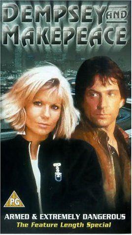 """TV-serie """"Dempsey and Makepeace"""" uit 1985. Uitspraak van Dempsey die ik nooit vergeten ben: """"Life is hard and then you die""""."""