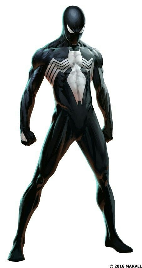 Spider-Man - my favorite era. The symbiote suit before ...
