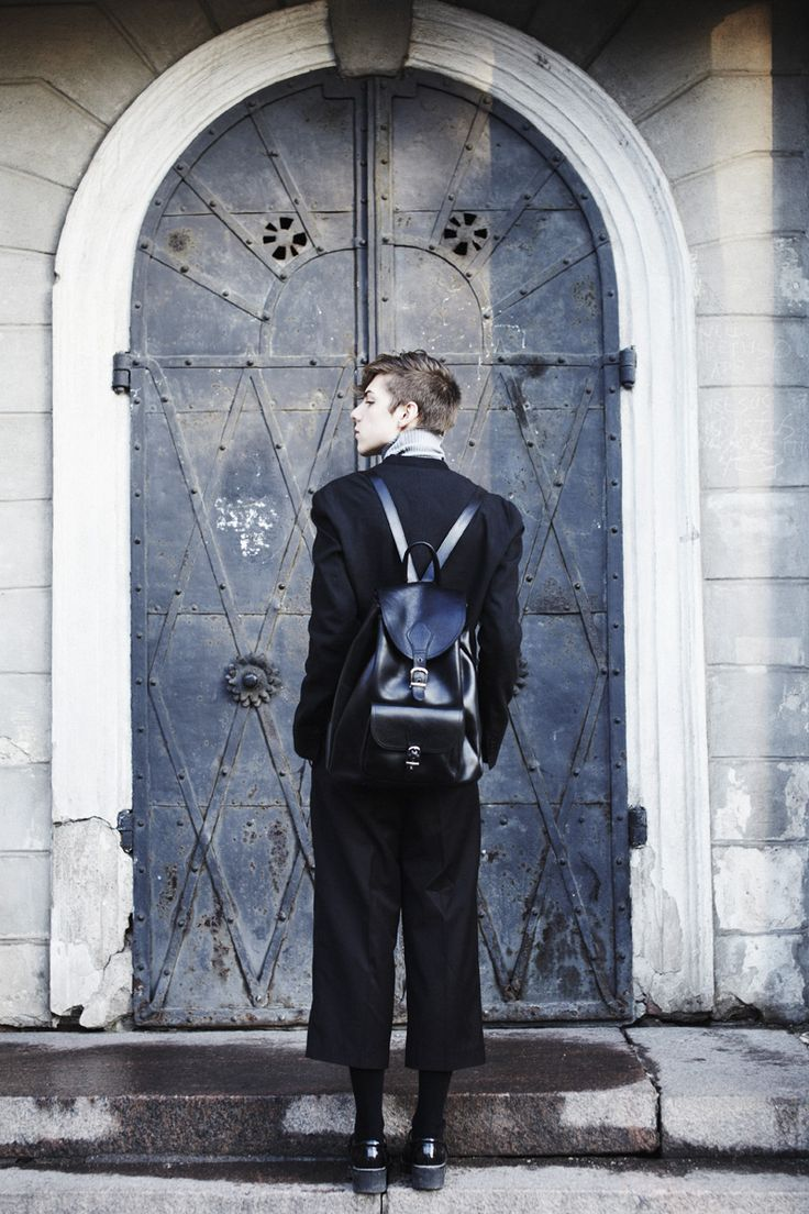 Winter layering - ONAR Stott backpack on mikkoputtonen.com