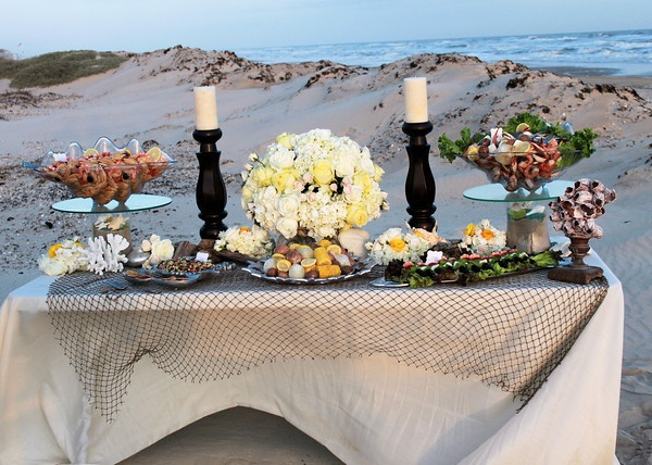 25+ Best Ideas About Beach Wedding Foods On Pinterest