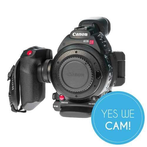 Canon EOS C100 MKII Camcorder