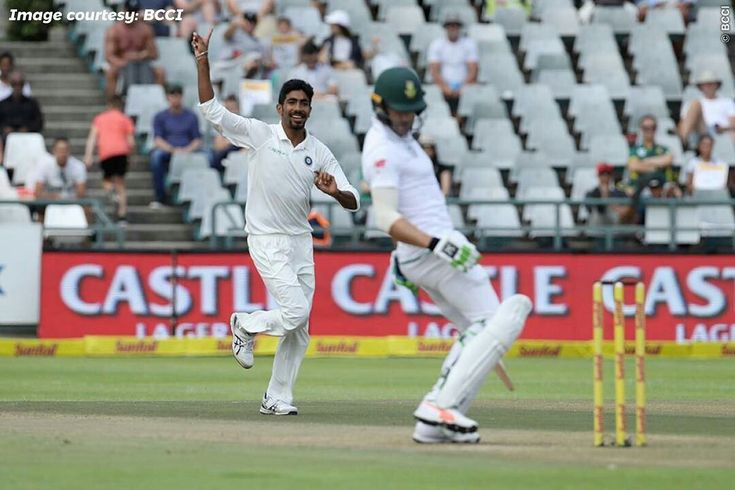 Wickets by each day: . Day 1 - 1⃣3⃣ . Day 2 - 9⃣ . Day 3 - No Play . Day 4 - 1⃣8⃣ . . . The final day saw fortunes swing both ways, but the Proteas came on top to take the lead in the #SAvIND series. . Image courtesy - @indiancricketteam  #CricketMeriJaan #mi #mipaltan #mumbai #mumbaiindians #test #cricket