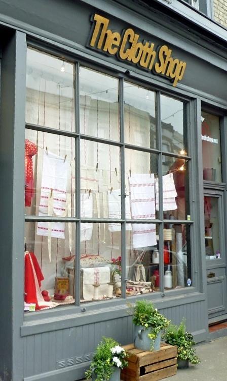 The Cloth Shop | Portobello Road, #London