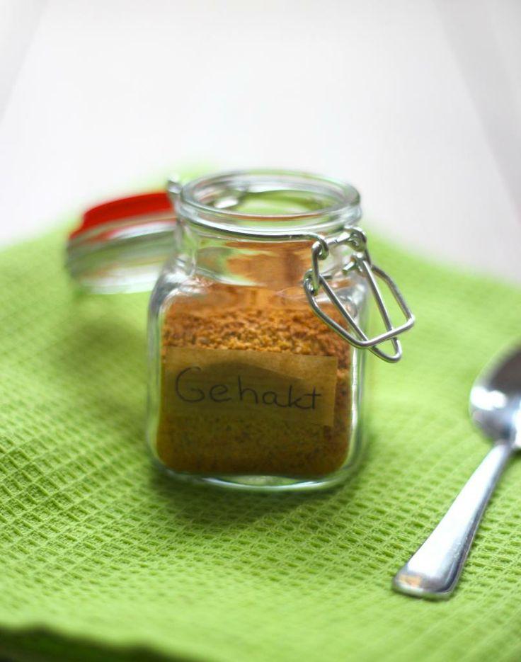 Hoe maak je zelf een gehakt kruidenmix?