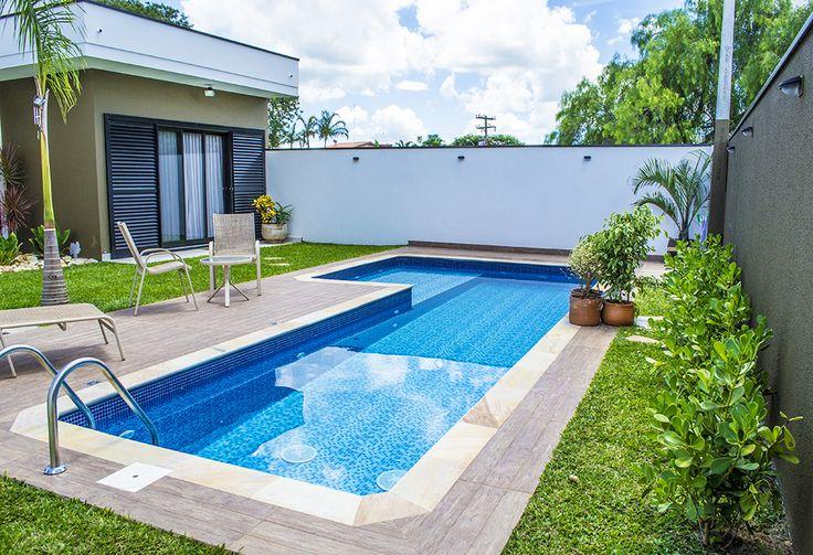 Extremamente Calor do verão: reunimos 20 piscinas e raias residenciais para  NS51