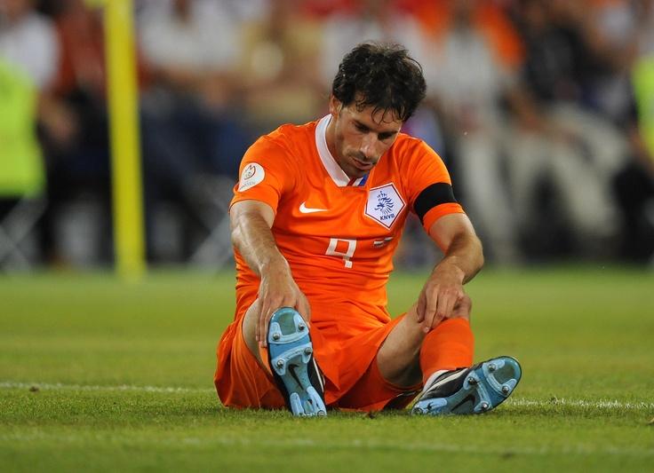 À bientôt 36 ans, Van Nistelrooy raccroche les crampons...Goodbye Ruud !