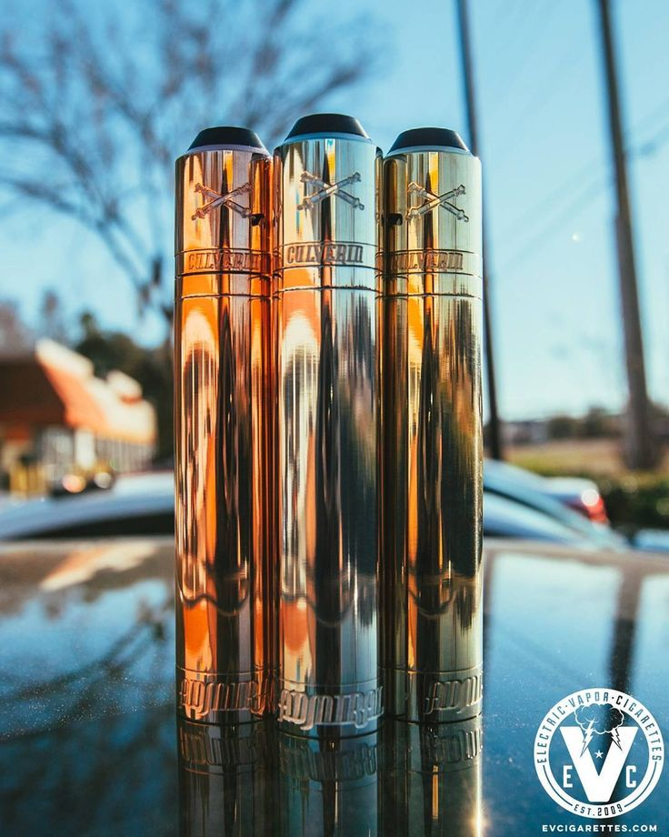 Get your shine on, the weekend is near! The Culverin RDA by Broadside Mods is now available, and it's polished cap pairs up perfectly with the Broadside Admiral 20700 Mech Mod!  The Culverin RDA Features: ️Two Post Build ️Large 3.5mm Inverted Teardrop Terminals ️Copper Positive Post | Stainless Steel Negative Post ️Large Allen Grub Screws ️Deep Juice Well ️PEEK Insulation ️Fully Adjustable AFC ️Dual Cyclops Air Holes ️Wide Bore Delrin 810 Drip Tip ️.997 Solid Silver Positive Pin