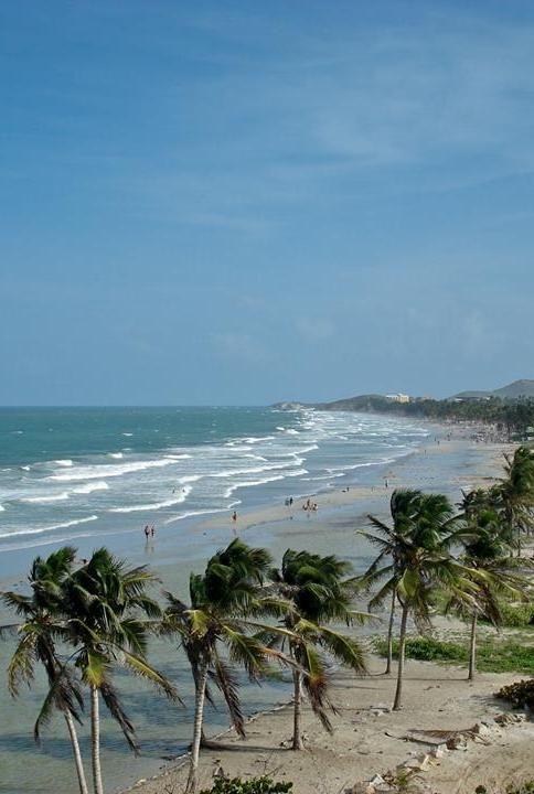 Playa El Agua - Isla de Margarita