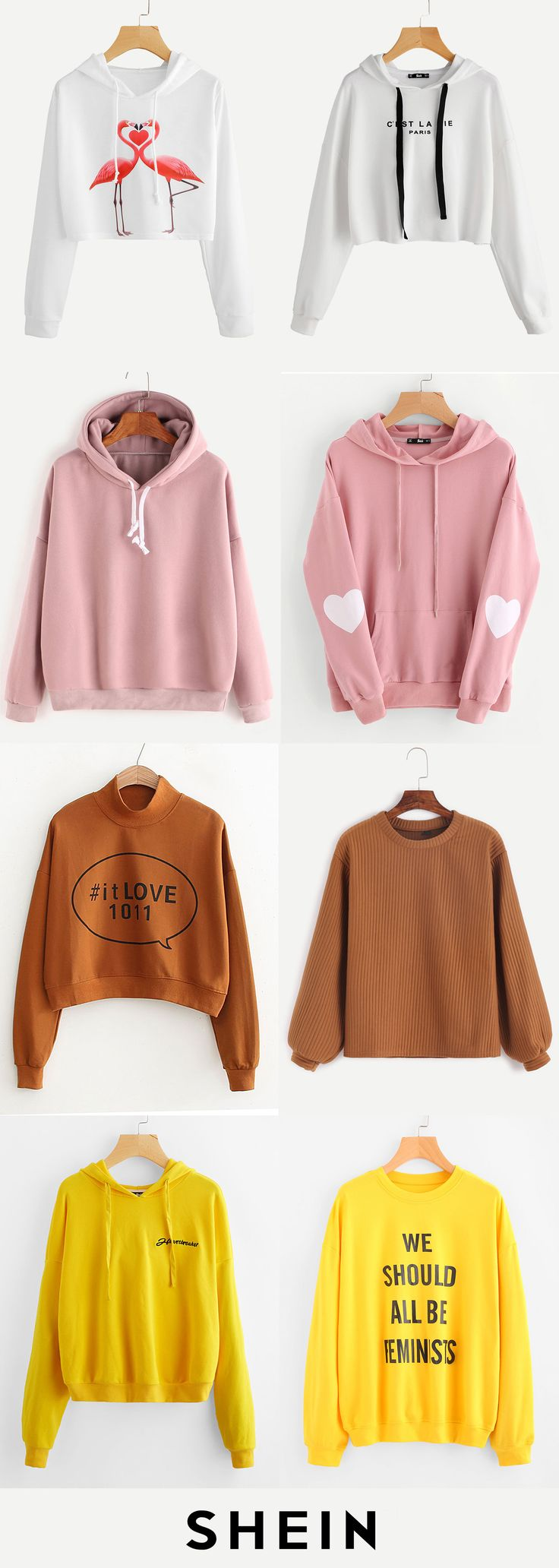 Comfy sweatshirts