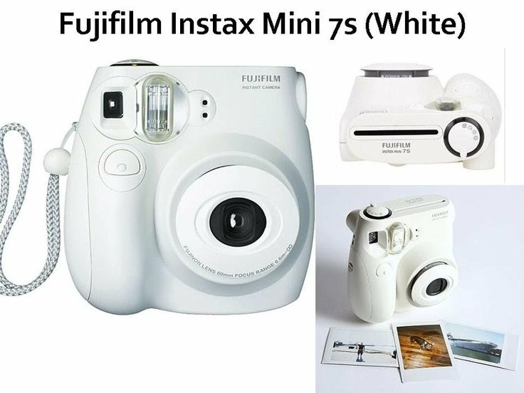 Best Fujifilm Instax MINI 7s White Reviews